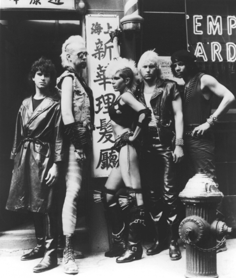The Plasmatics 1