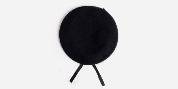 UNDERGROUND WINDSOR WOOL BERET – UG PATCH FOR MEN AND WOMEN