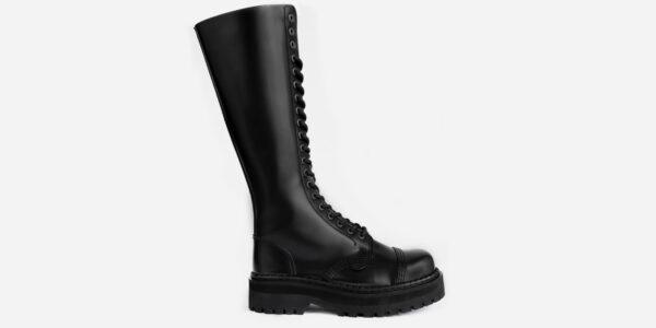 steel cap boot