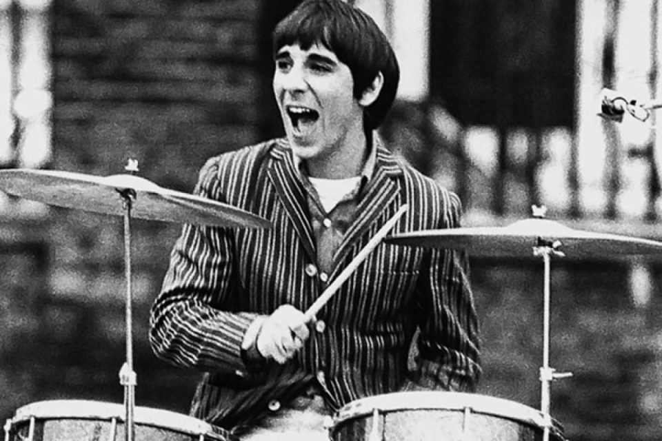 Keith influential drummers