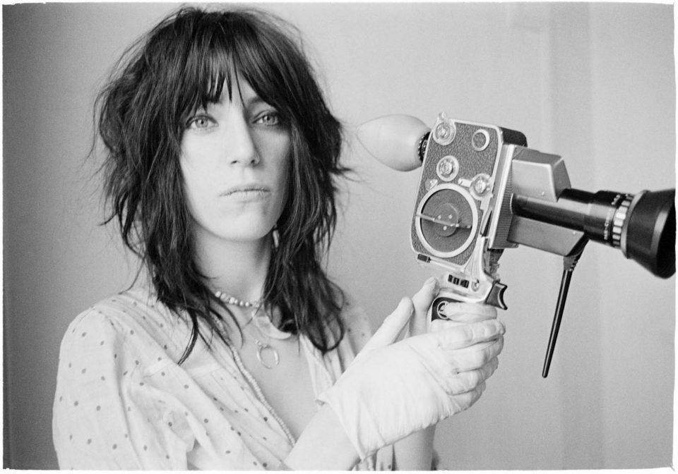 Patti Smith Judy Linn feminist punk icons