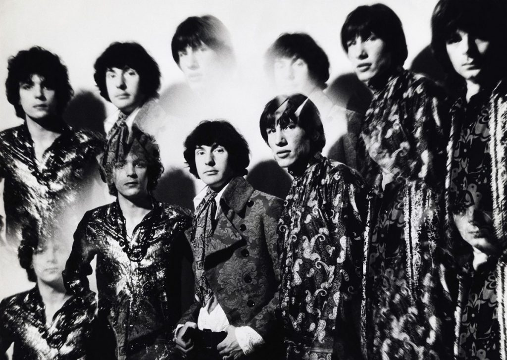 Pink Floyd Mind over Matter Storm Thorgorsen