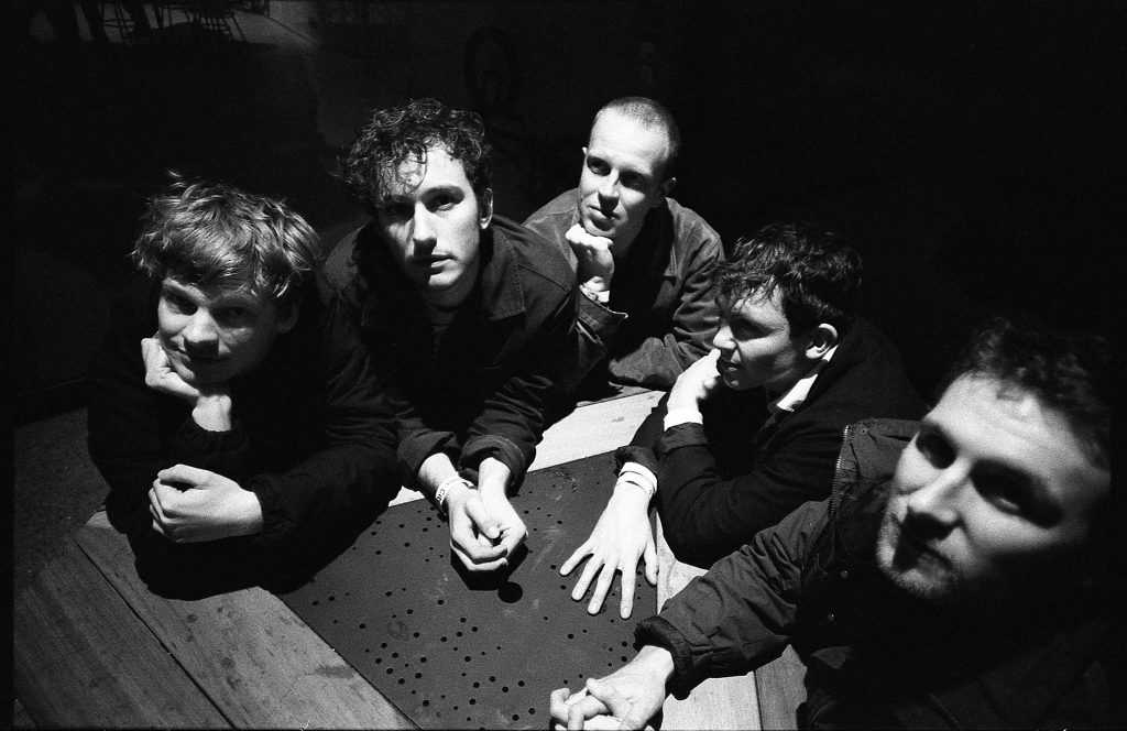 Squid post punk bands