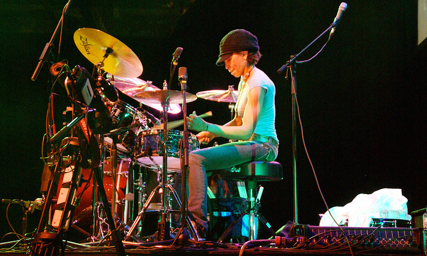 influential drummers