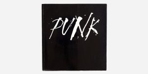 BK-391 BOOK PUNK BY COLEGRAVE SULLIVAN.1