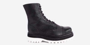 stormer steel cap boot