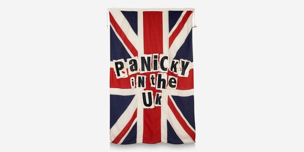 Panicky in the UK Flag
