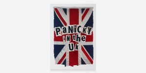 Panicky in the UK Print