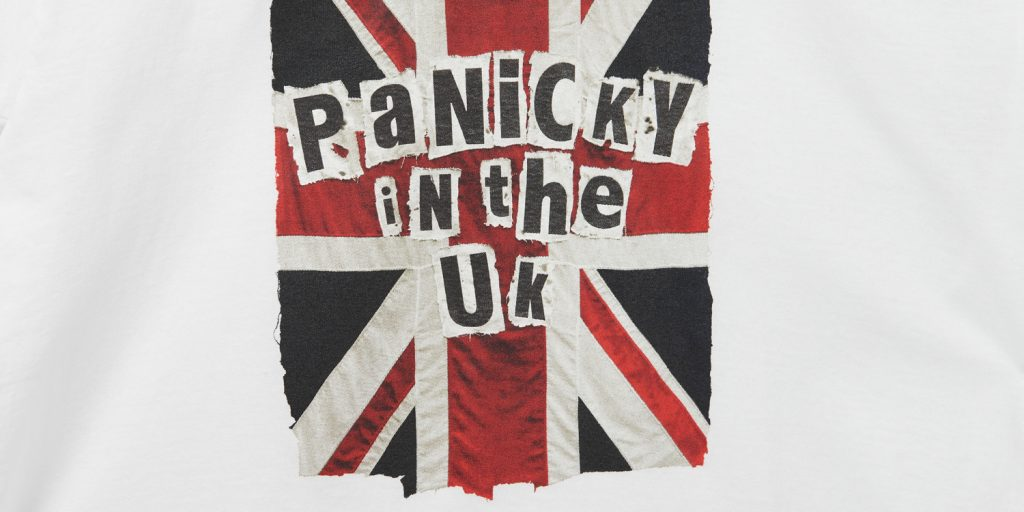 Panicky in the UK