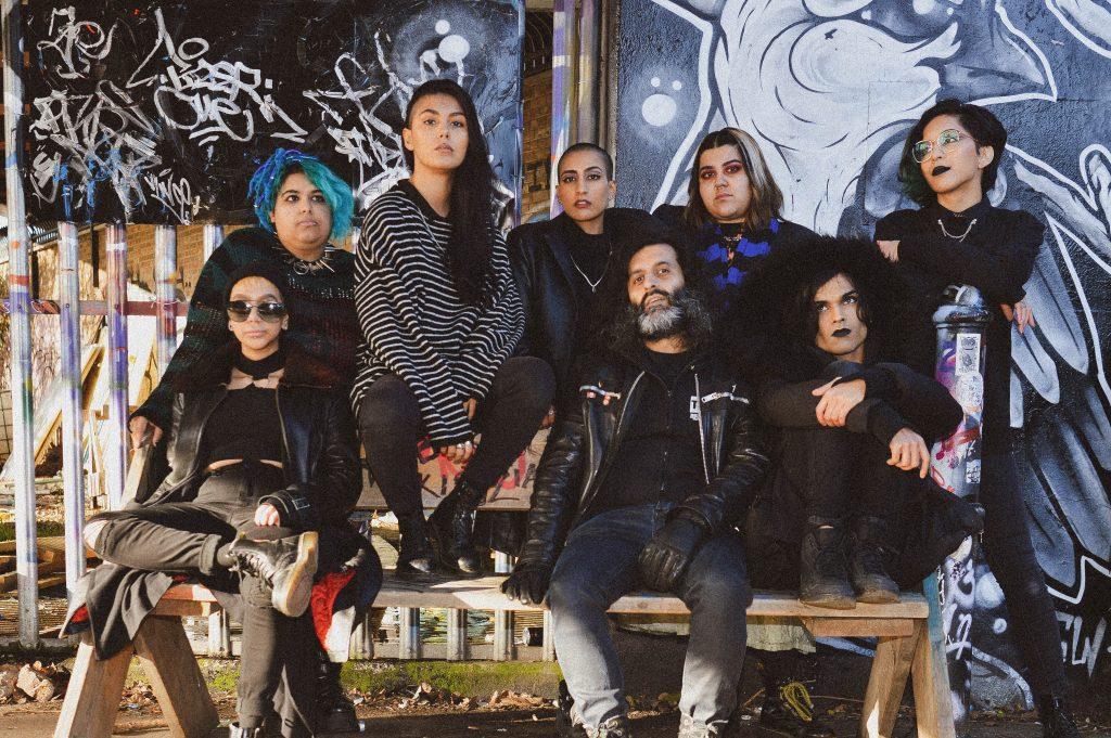 Weirdo Zine Naz Toorabilly South Asian Punk