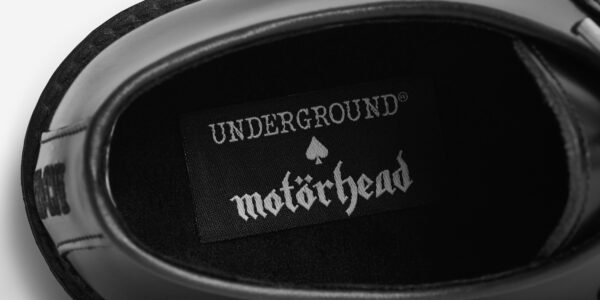 underground x Motorhead wulfrun creeper