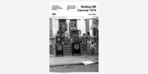 UNDERGROUND BOOKS NOTTING HILL CARNIVAL 1974 by Chris Miles
