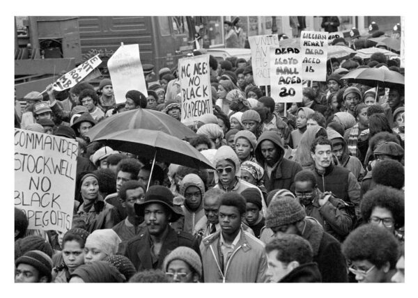 UNDERGROUND BOOKS THE BLACK PEOPLE'S DAY OF ACTION 02.03.1981 by Vron Ware