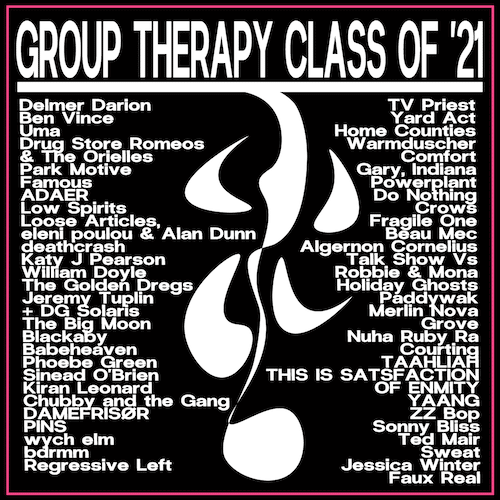 Group Therapy tracklist