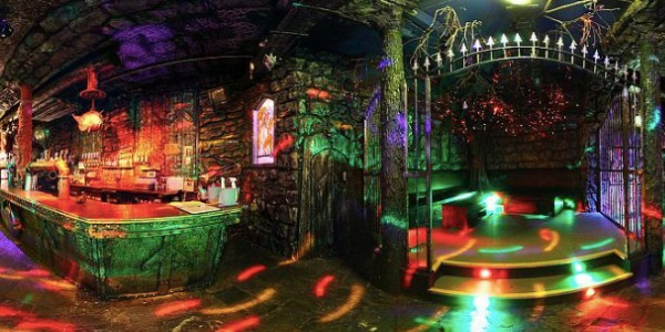 Satan's Hollow in Manchester, Underground blog post on Goth venues