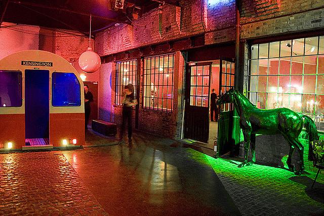 Slimelight Club in London - Underground Goth venues blog