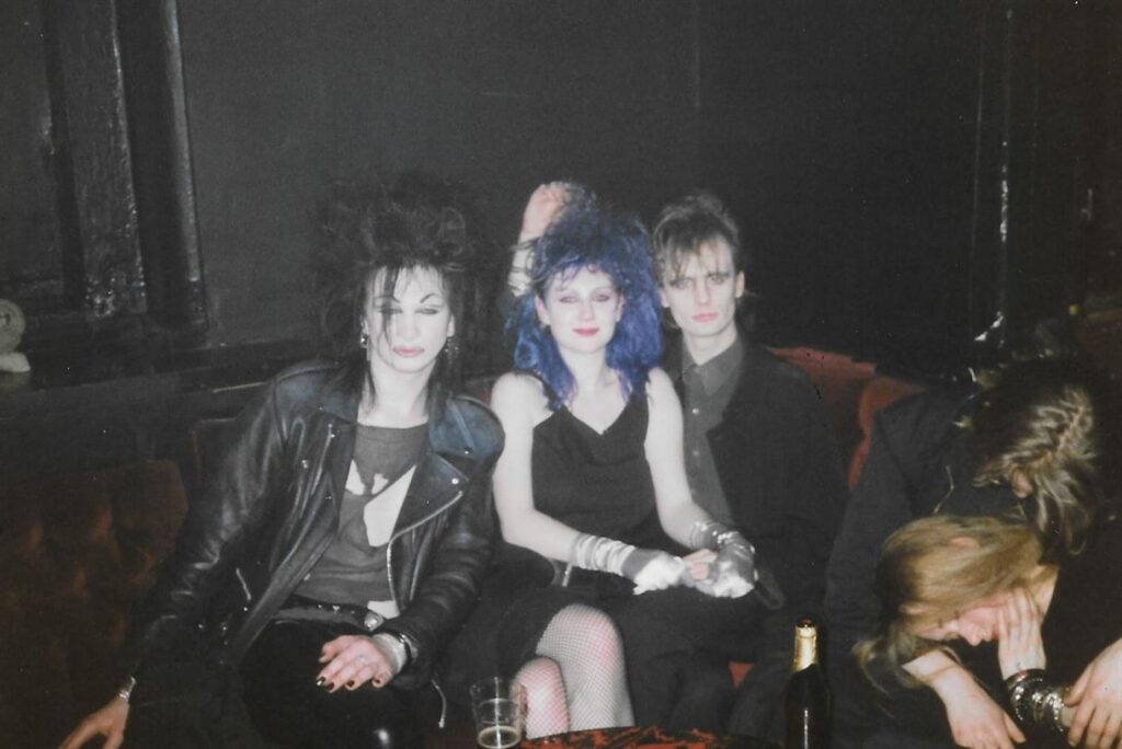 Photo of revellers at The Banshee