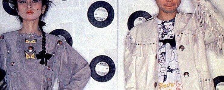 Chica Sato & Toshio Nakanishi of The Plastics, 1980 - Underground blog