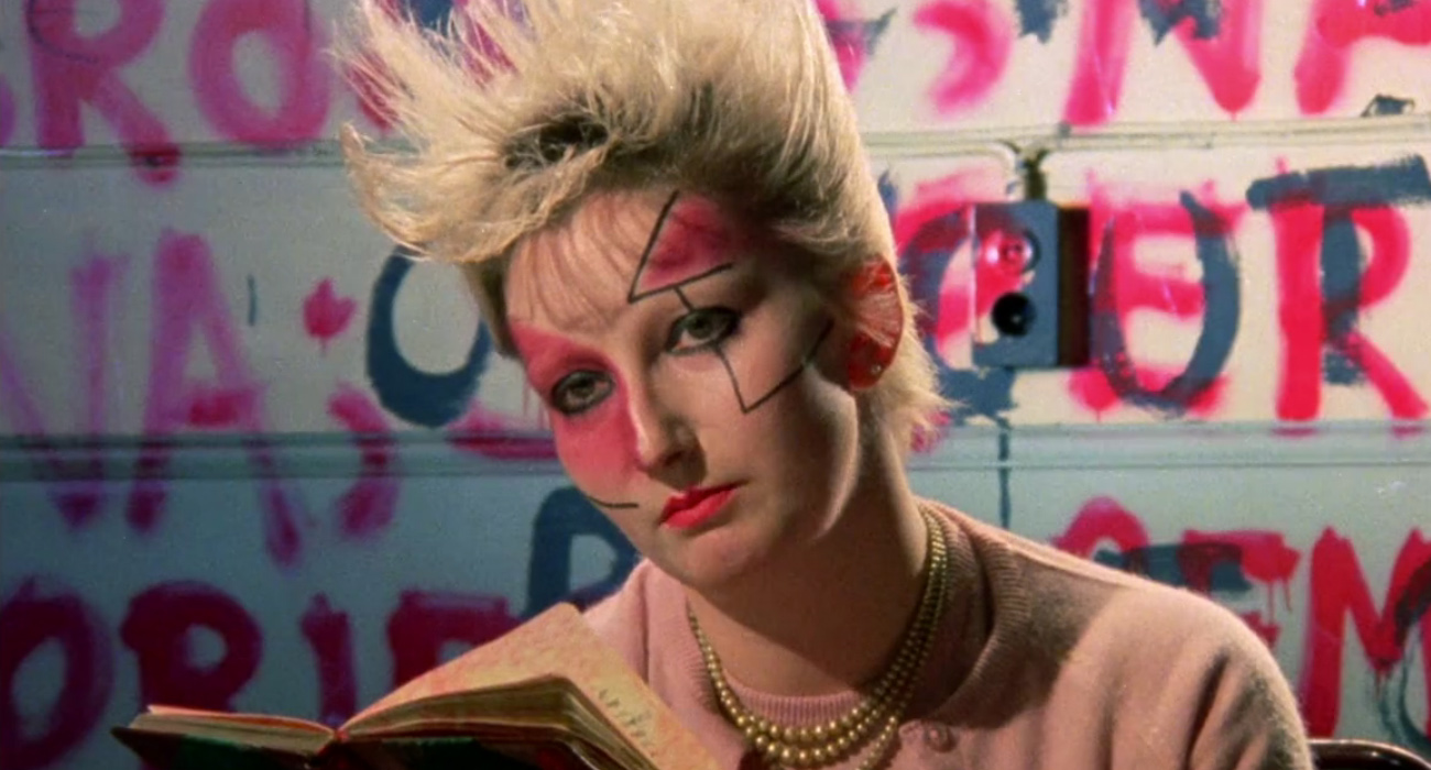 Derek Jarman's movie Jubilee Underground Subculture blog Rebel Reel Cine Club Punk