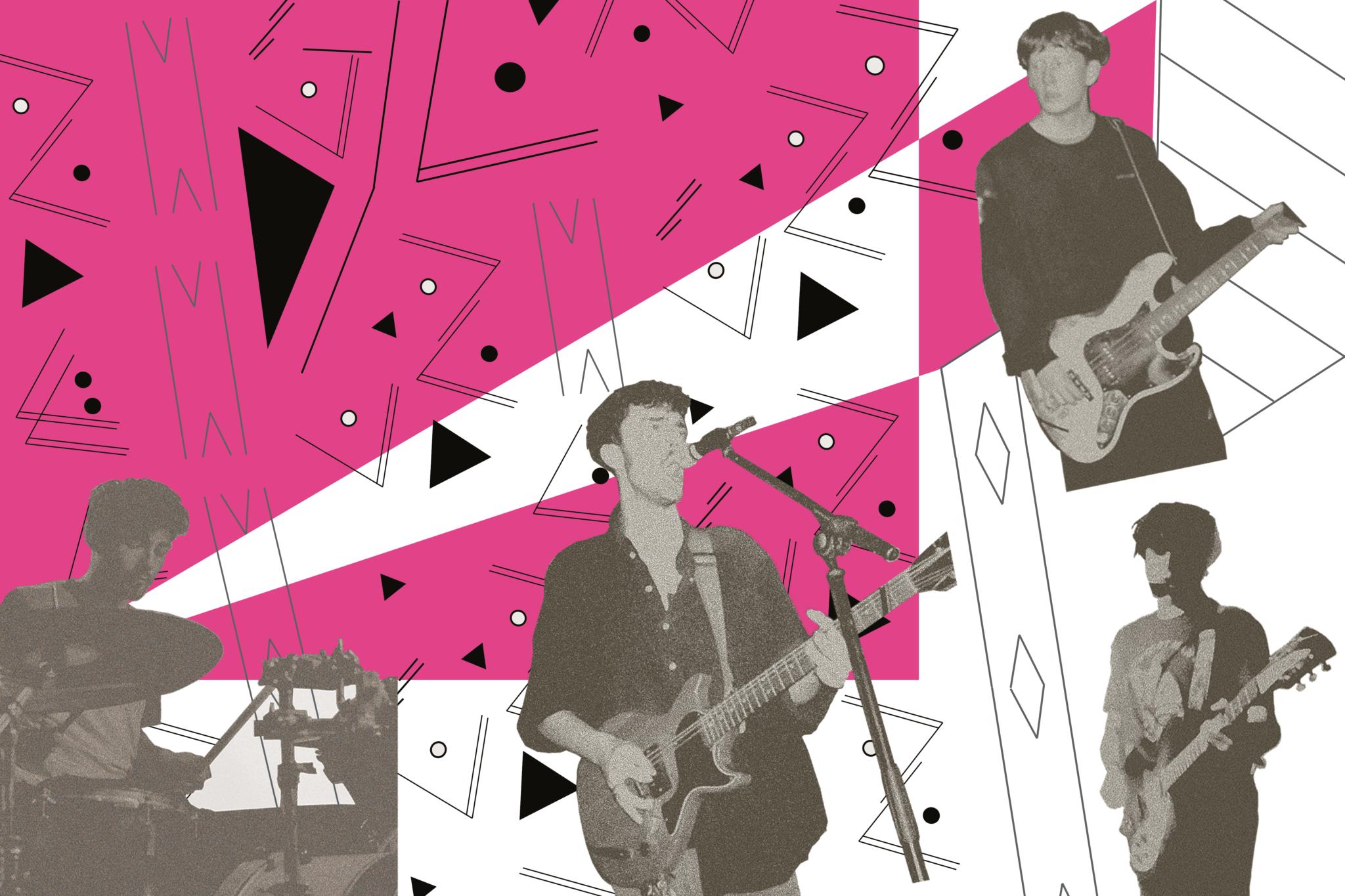 Underground England - Bands page - Roxy Girls