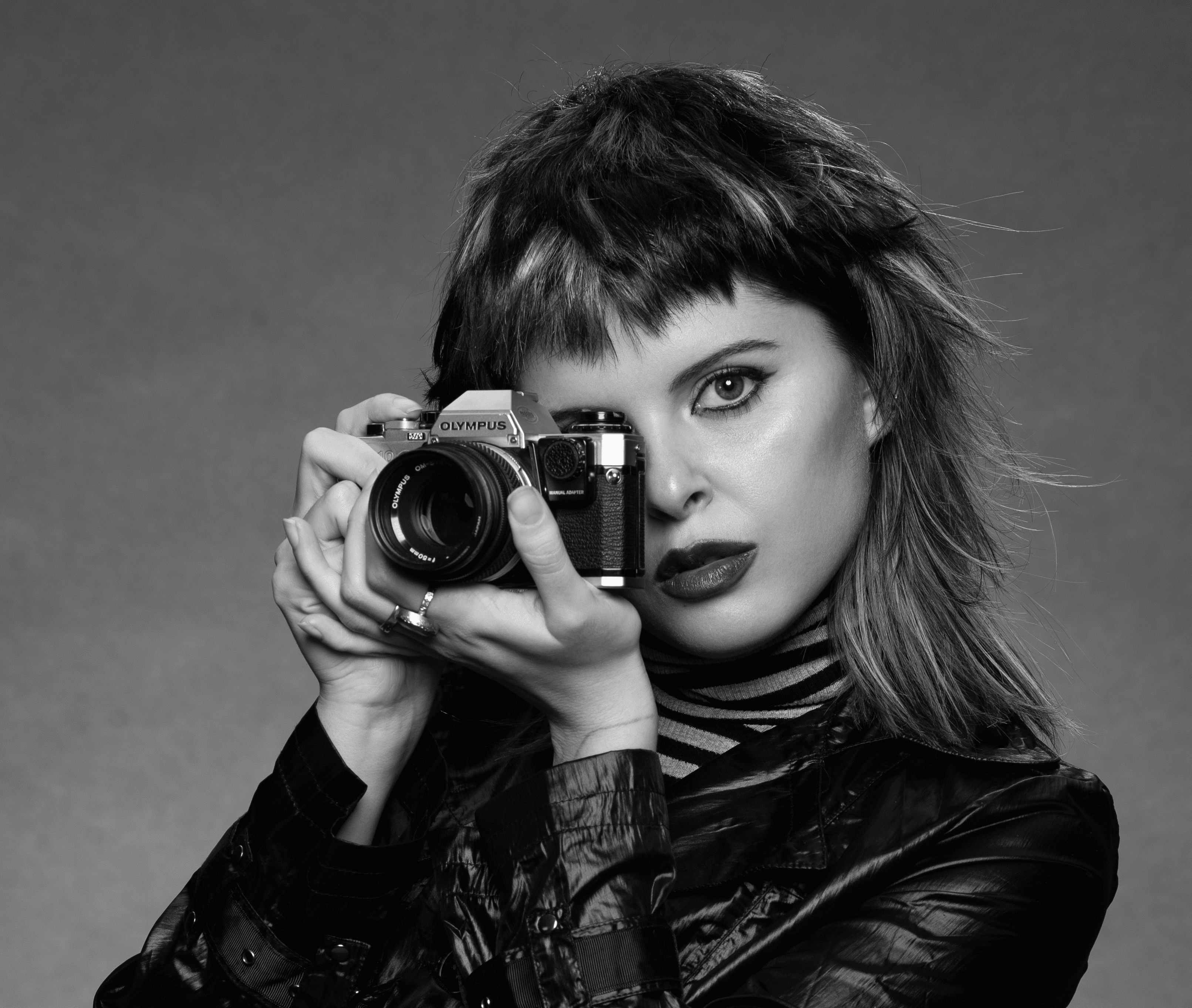 Agostina Cerullo photographed by Jimmy Lee - Underground blog