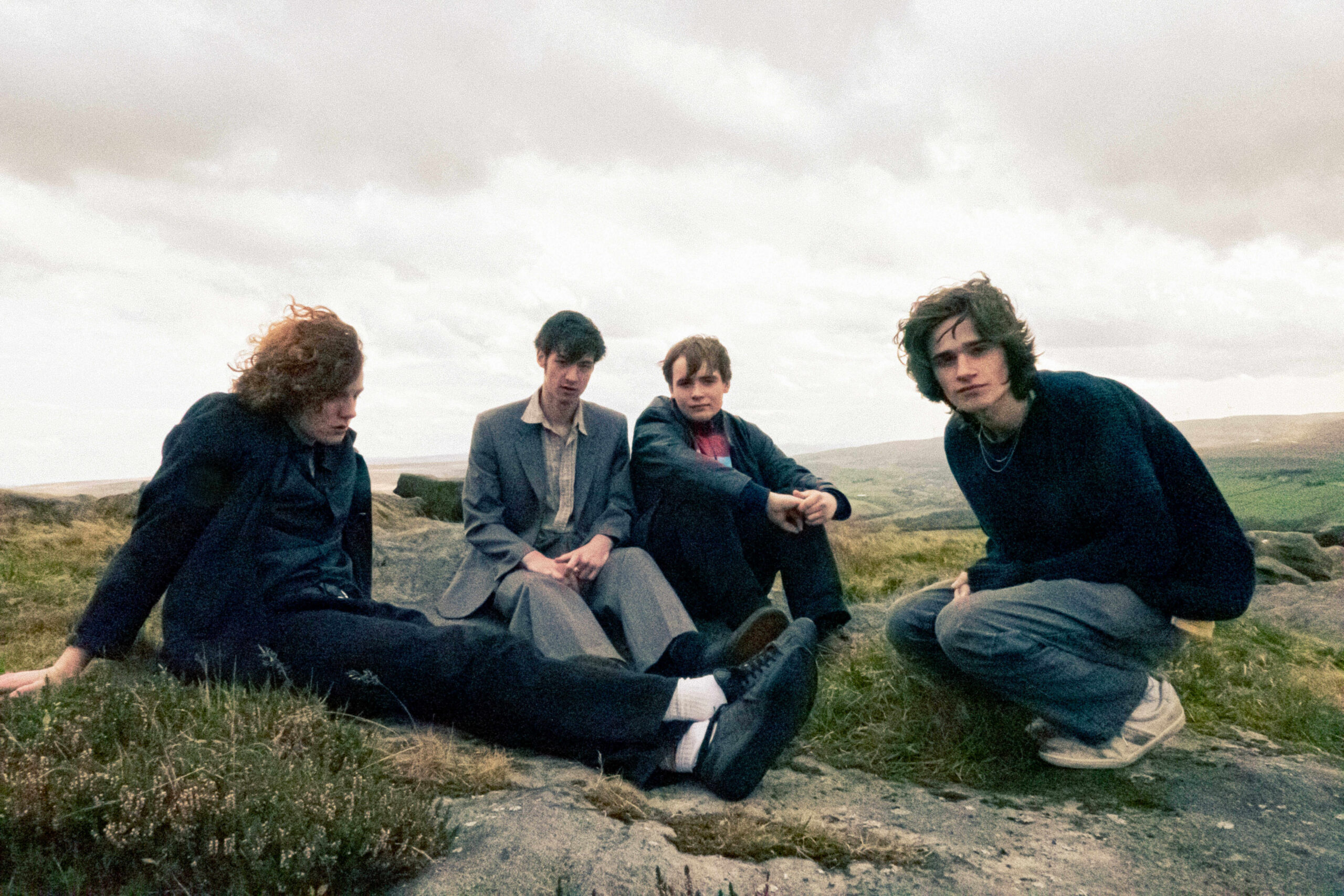 The Lounge Society - Photographed by Piran Aston Underground music blog
