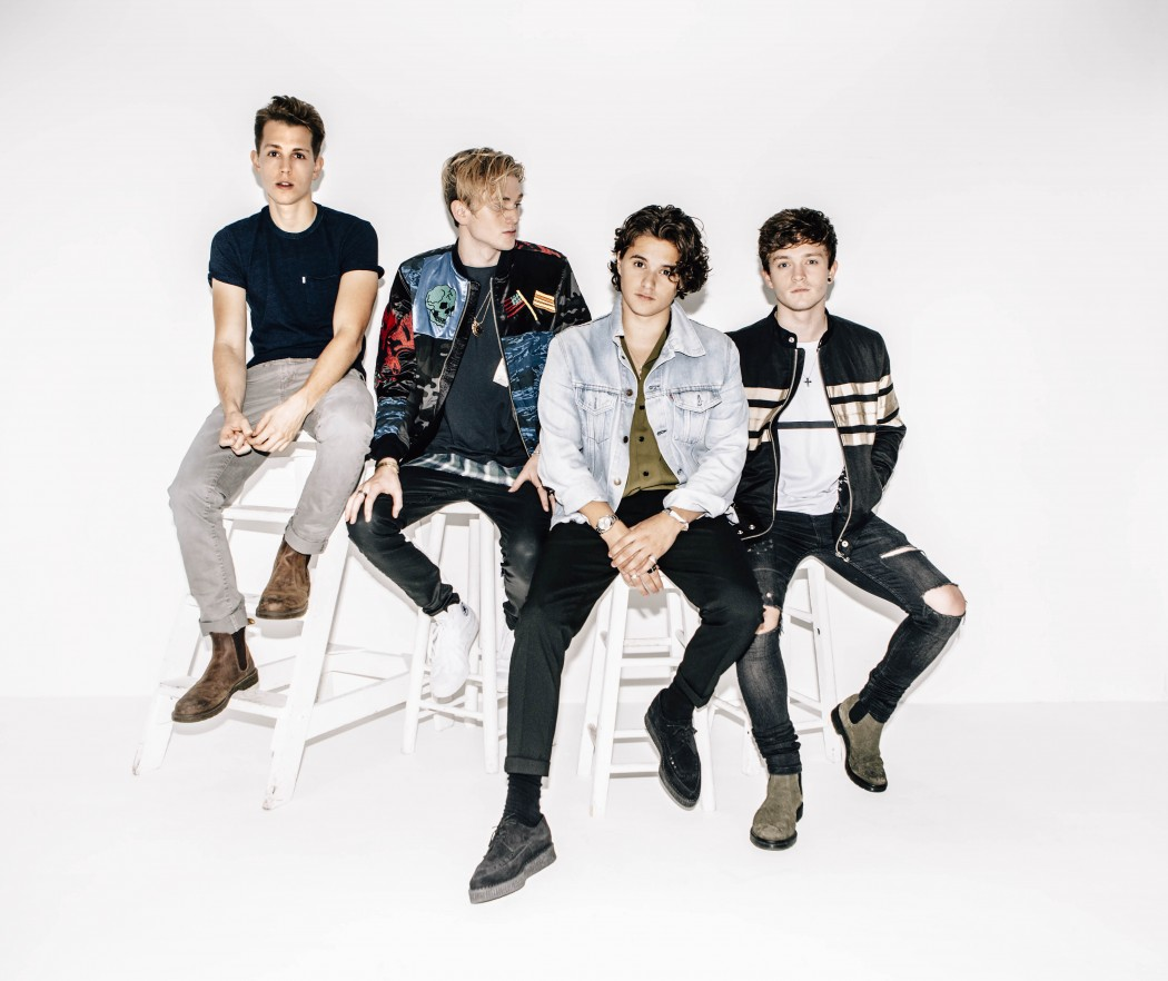 The Vamps wearing Creepers Underground blog - Which bands and musicians wear Creepers?