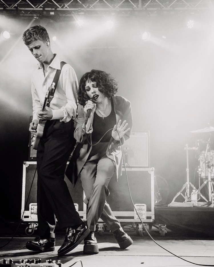 Pale Waves wearing Creepers Underground blog - Which bands and musicians wear Creepers?