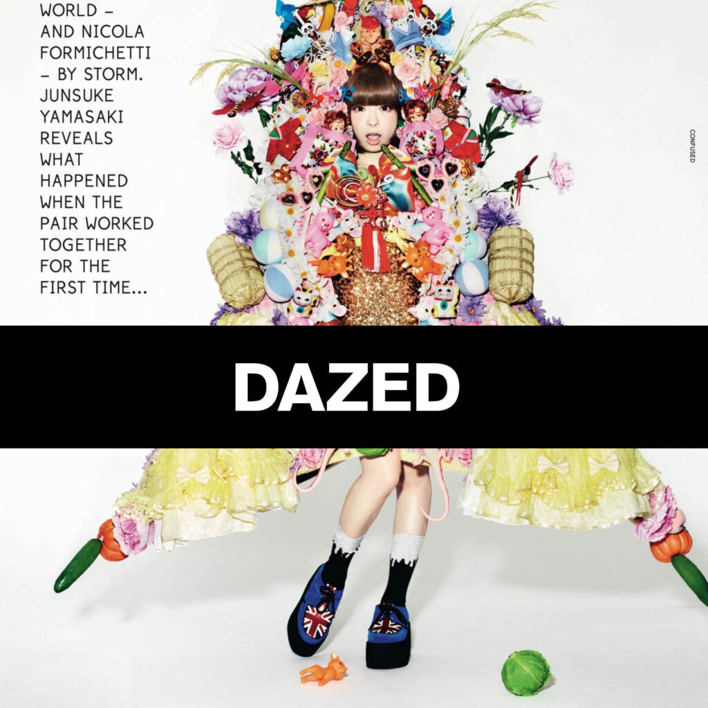 Press Features Gallery - Dazed