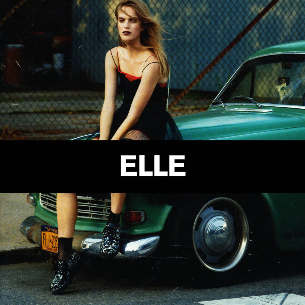 Press Features Gallery - Elle