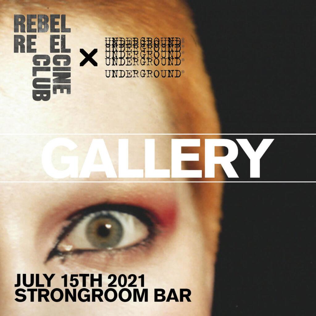Jubilee screening photo gallery - Underground X Rebel Reel Cine Club