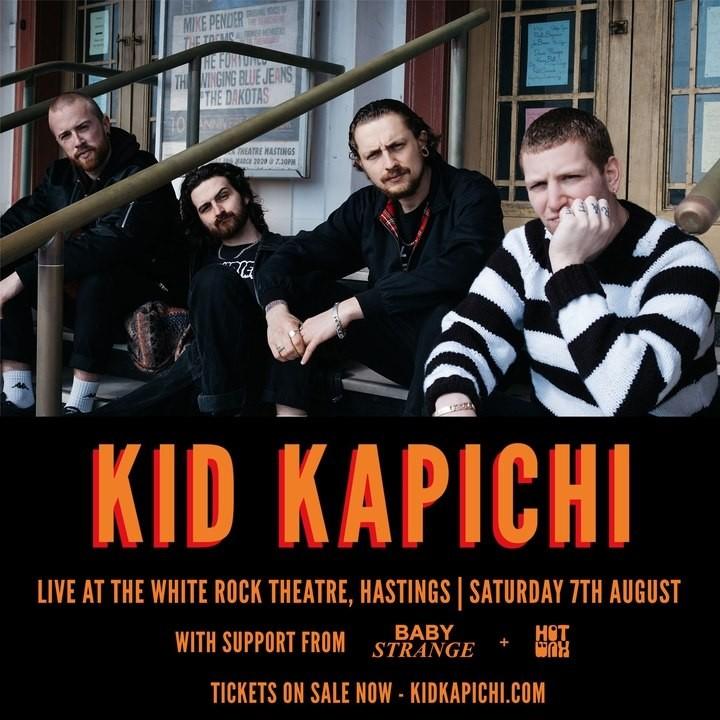 KId Kapichi Underground Soundwave blog British subculture