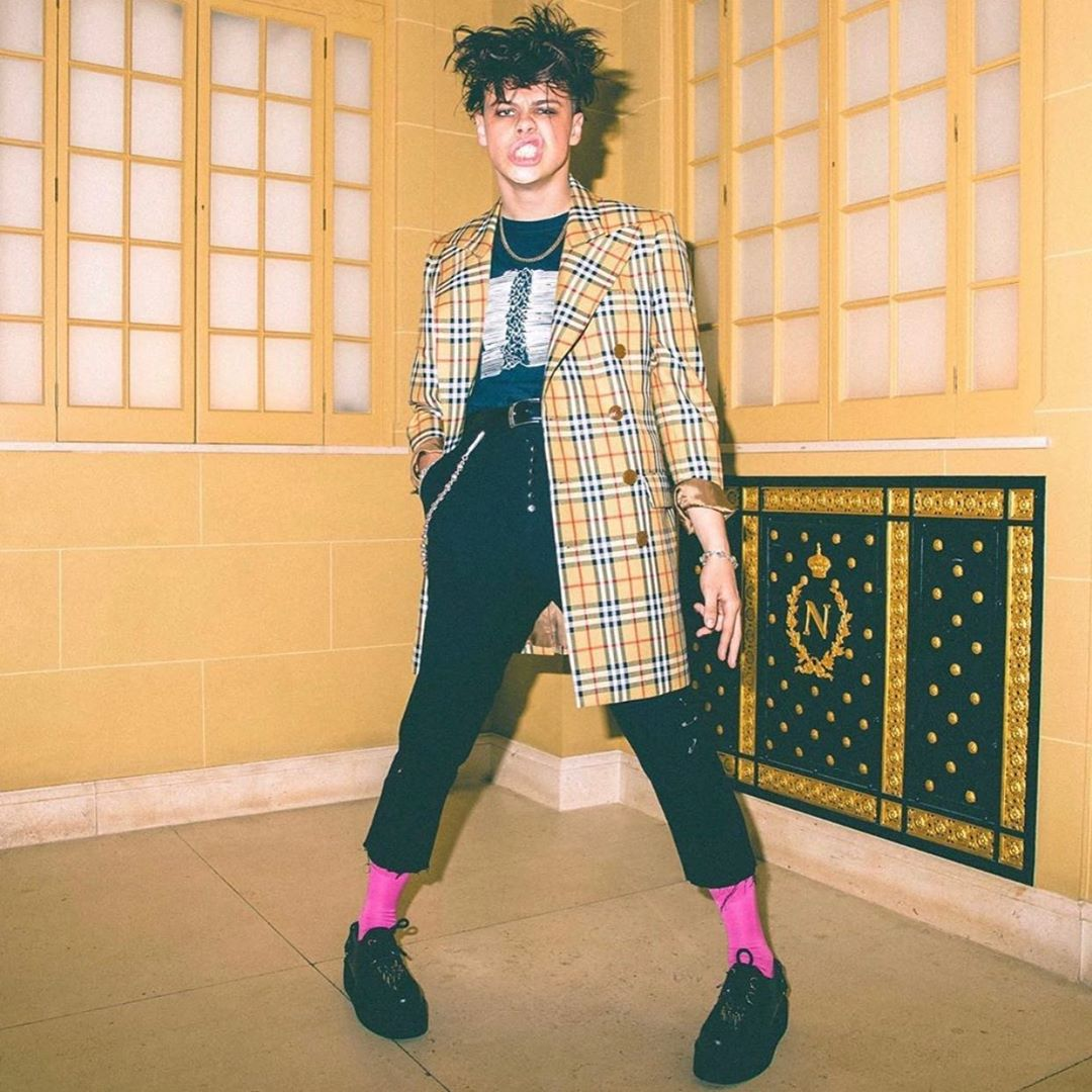 Yungblud wearing Creepers Underground blog - Which bands and musicians wear Creepers?