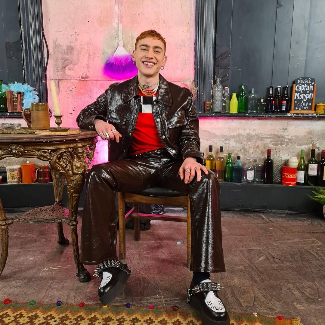 Olly Alexander wearing Creepers Underground blog - Which bands and musicians wear Creepers?