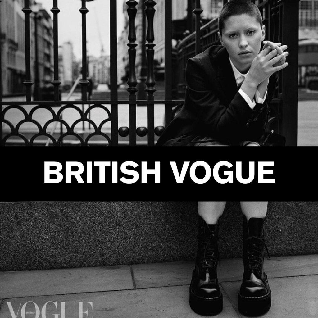 Underground Press Features Gallery - British Vogue