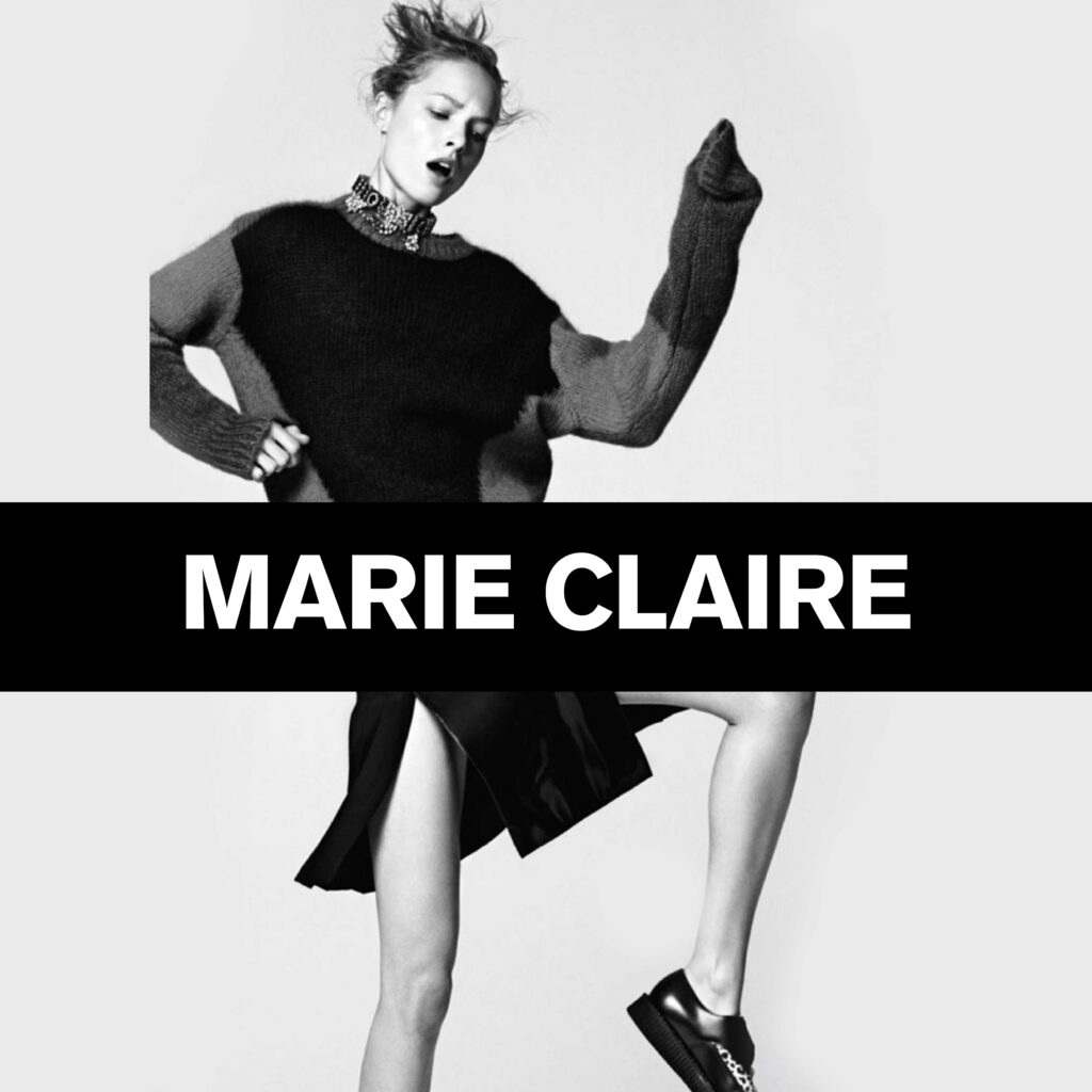 Underground Press Features Gallery - Marie Claire