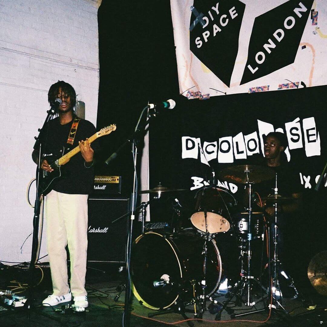 Whitelands band photo - Underground England blog