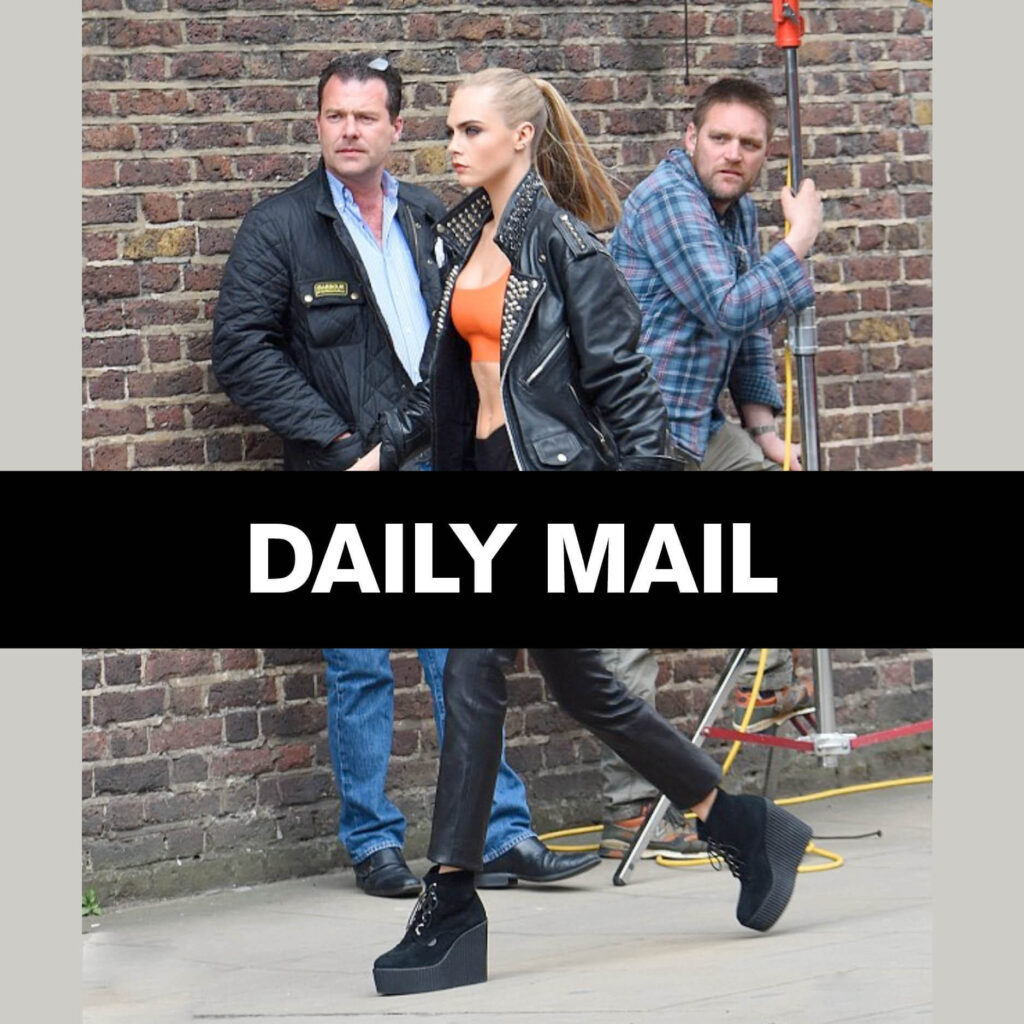 Press Features Gallery - Daily Mail