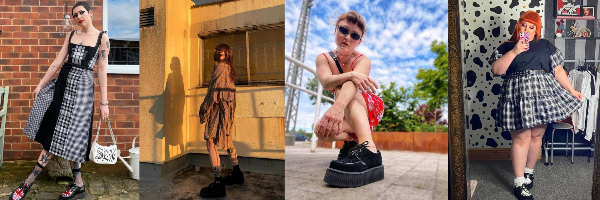 Dress - How To Style Creepers - Underground blog