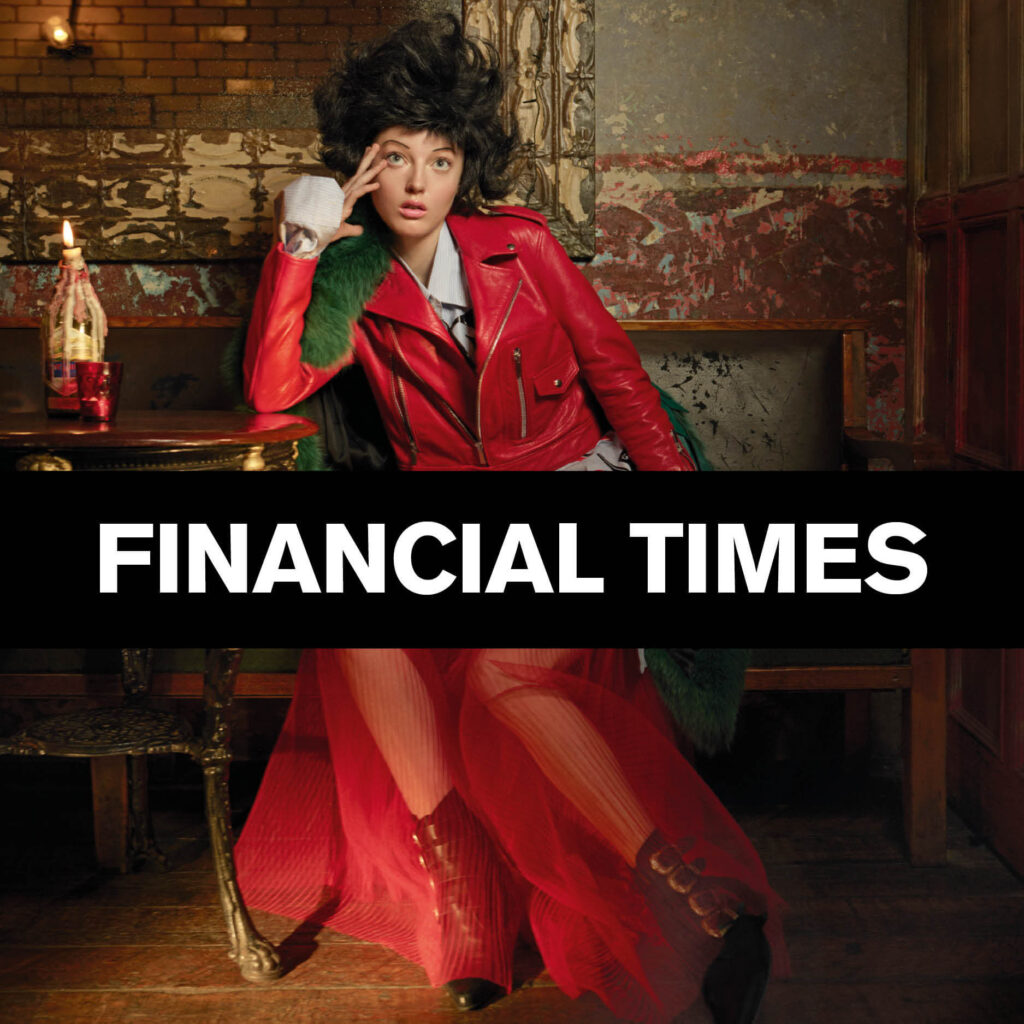 Press Features Gallery - FINANCIAL TIMES