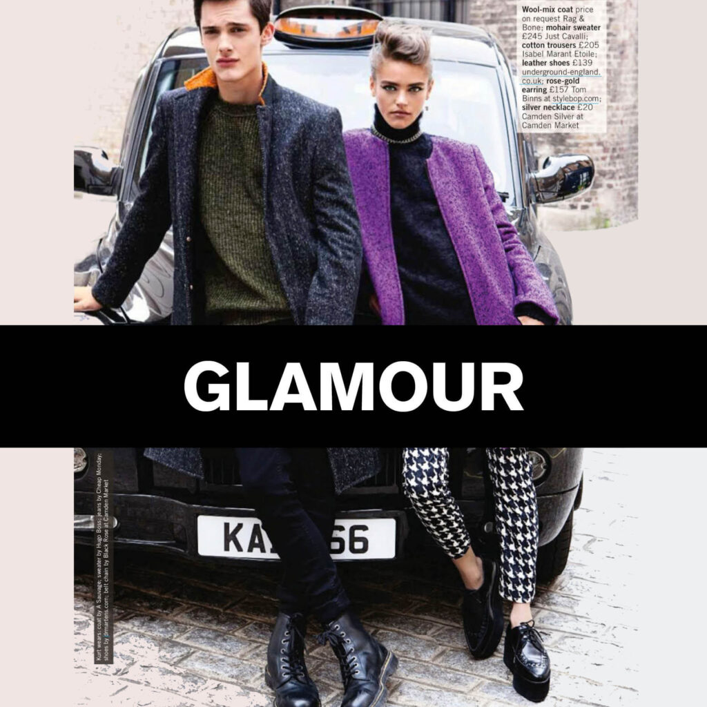 Press Features Gallery - GLAMOUR
