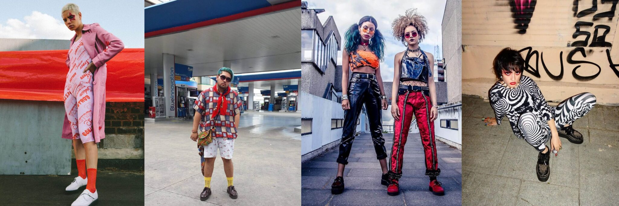 Gigs & Festivals - How To Style Creepers - Underground blog
