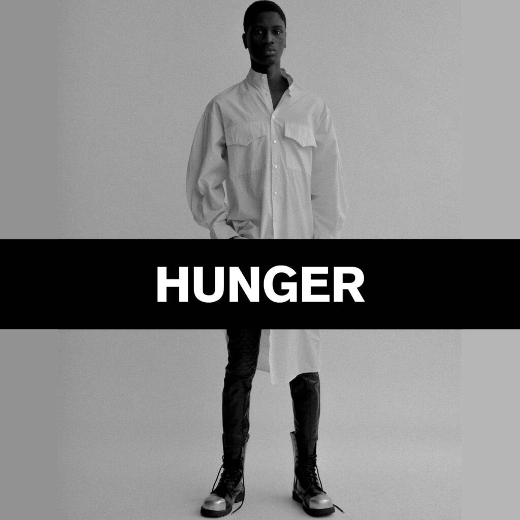 Press Features Gallery - HUNGER