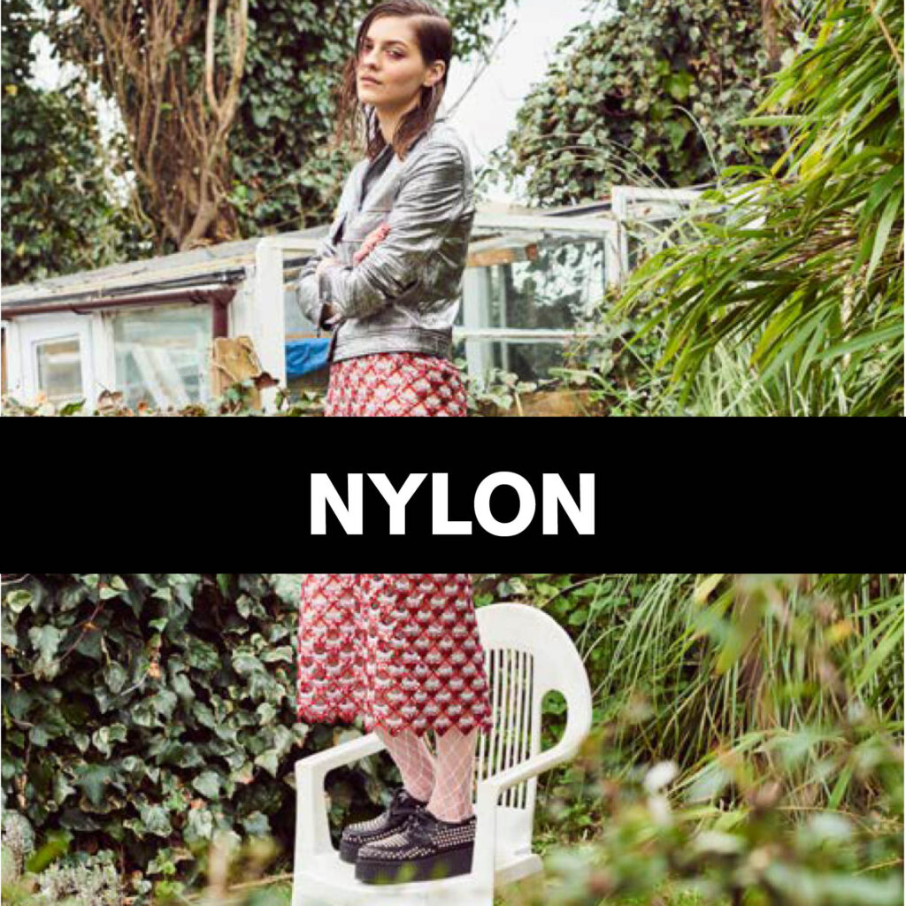 Press Features Gallery - NYLON
