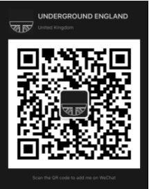 QR China Shipping page