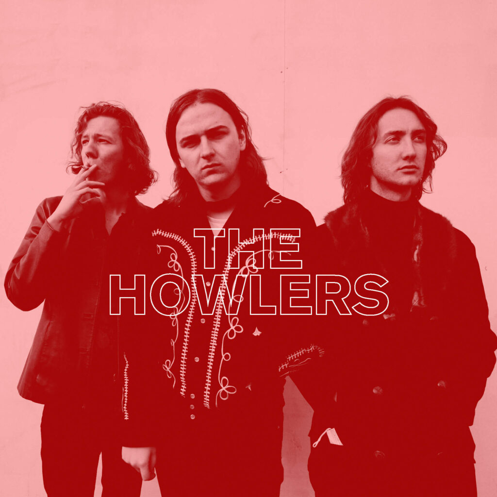 THE HOWLERS BAND PAGE ICON