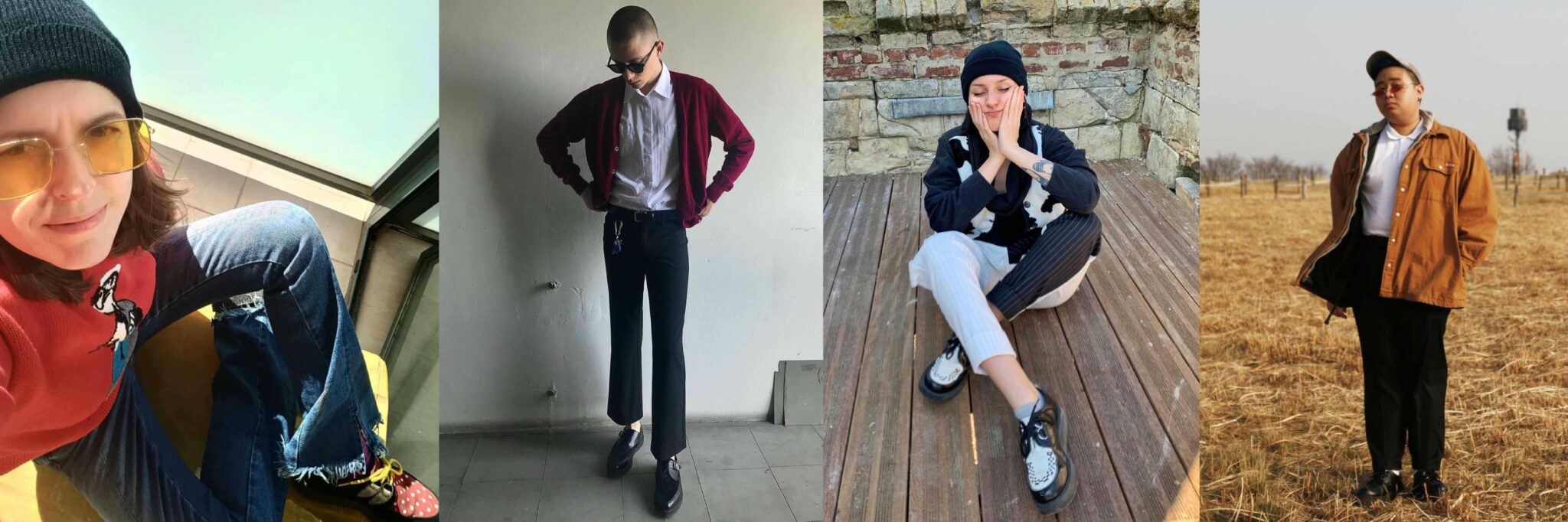 Creatives - How To Style Creepers - Underground blog