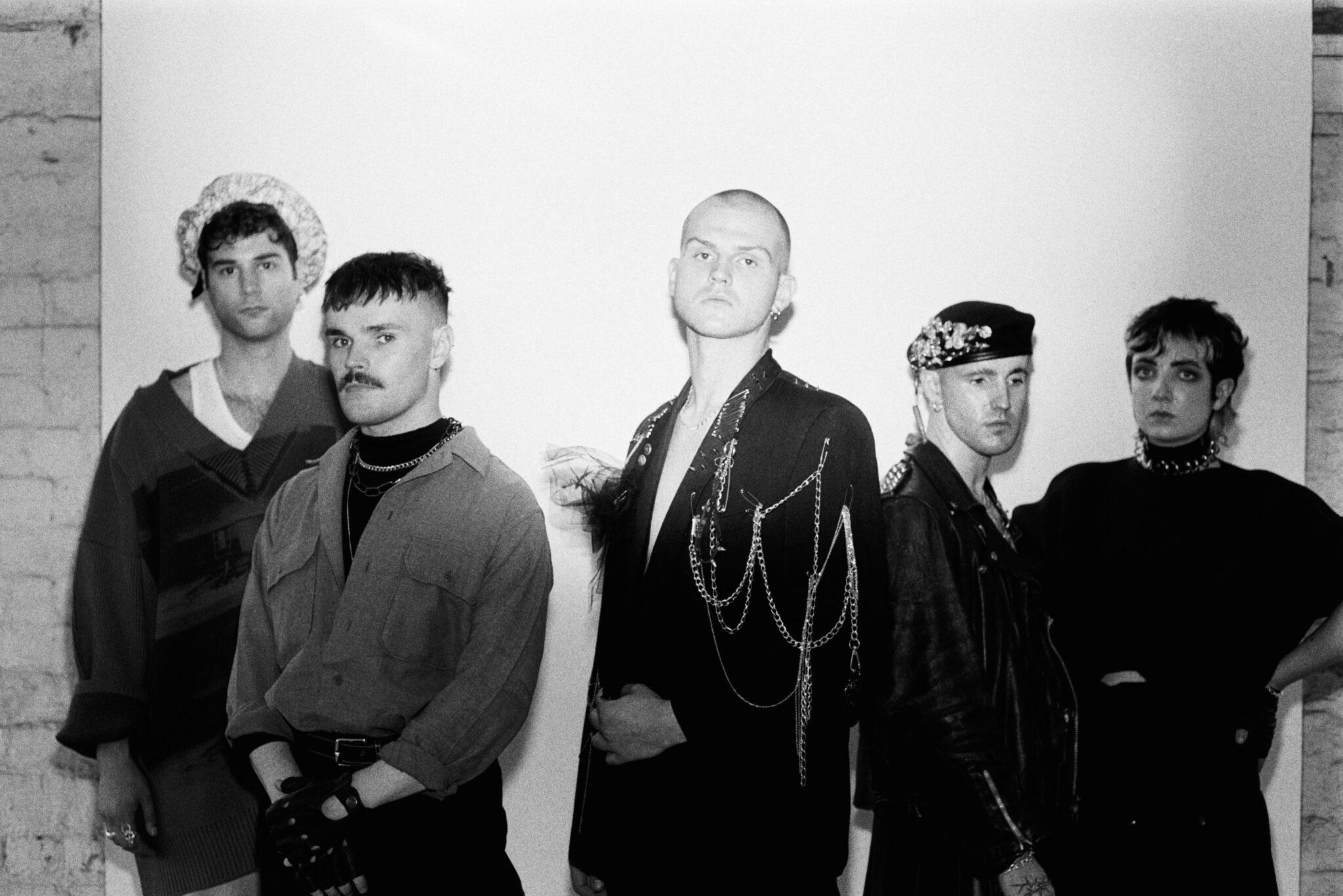 Vlure band photo