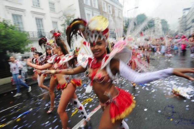 Photo from Carnival UK - Underground England blog