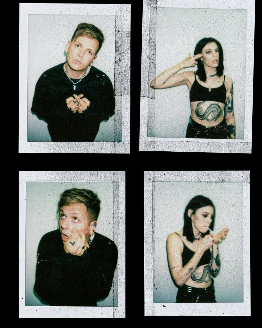 Hot Milk band photo - Underground blog